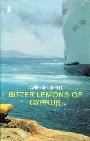 Book: Durrell, Lawrence - Bitter Lemons of Cyprus